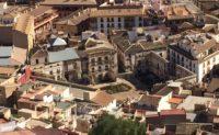 Inicio de las obras del Palacio de Justicia de Lorca