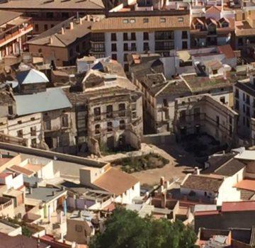 Palacio de justicia de lorca