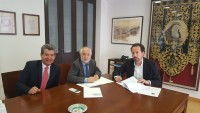 Icalorca firma un convenio con ASISA