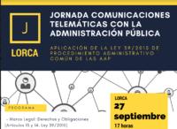 Jornada sobre comunicaciones telemáticas con la Administración Pública