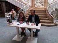 Icalorca firma un convenio con el Mercado del Sol