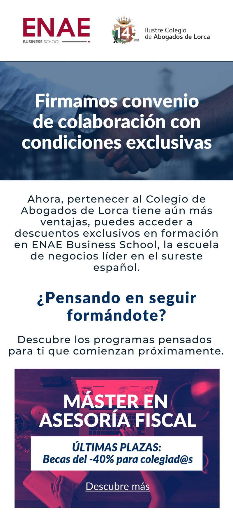 convenio de colaboración ICALORCA